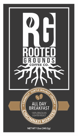 All Day Breakfast Coffee - 12 oz. (Preground)