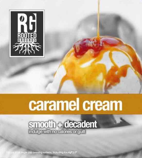 RG Caramel Cream 1.75 oz / 24 ct