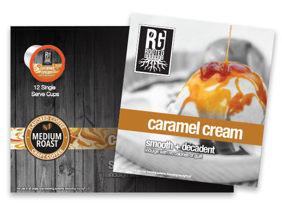 K-Cup - Caramel Cream (6 boxes x 12 cups)