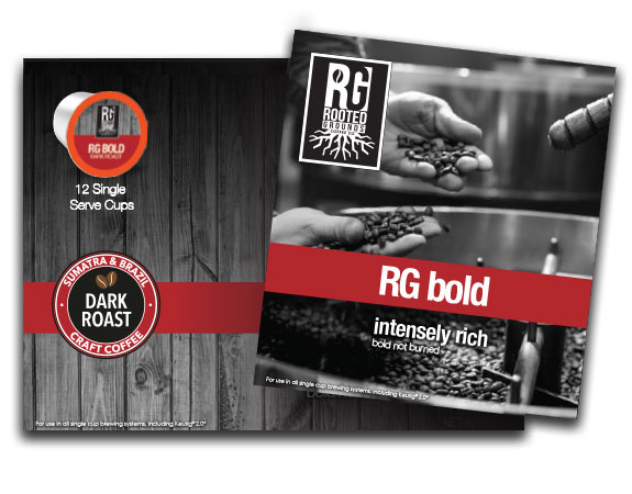 K-Cup - RG Bold (6 boxes x 12 cups)